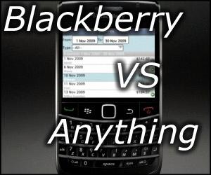 The reason Blackberry is an inferrior device these days
