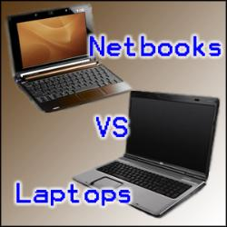 Netbooks vs Laptops what is the difference