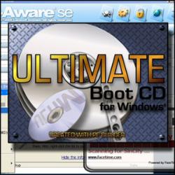 Creating an Ultimate boot CD for Windows